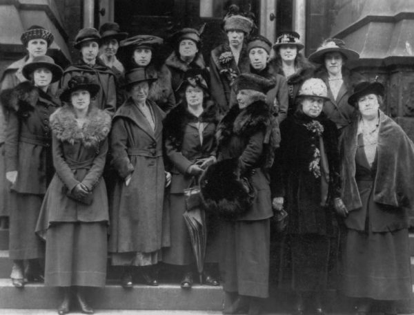 Die Confederation der Zonta Clubs 1919 in Buffalo, New York. Foto|© Zonta International